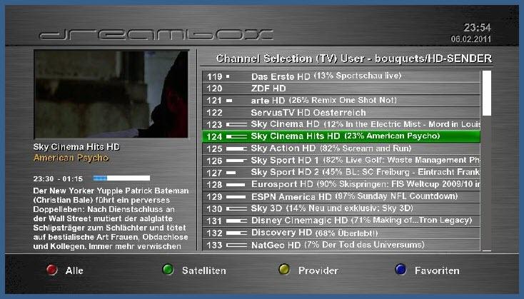 Skin E2-Kerni Brushed Alu-HD For GP3